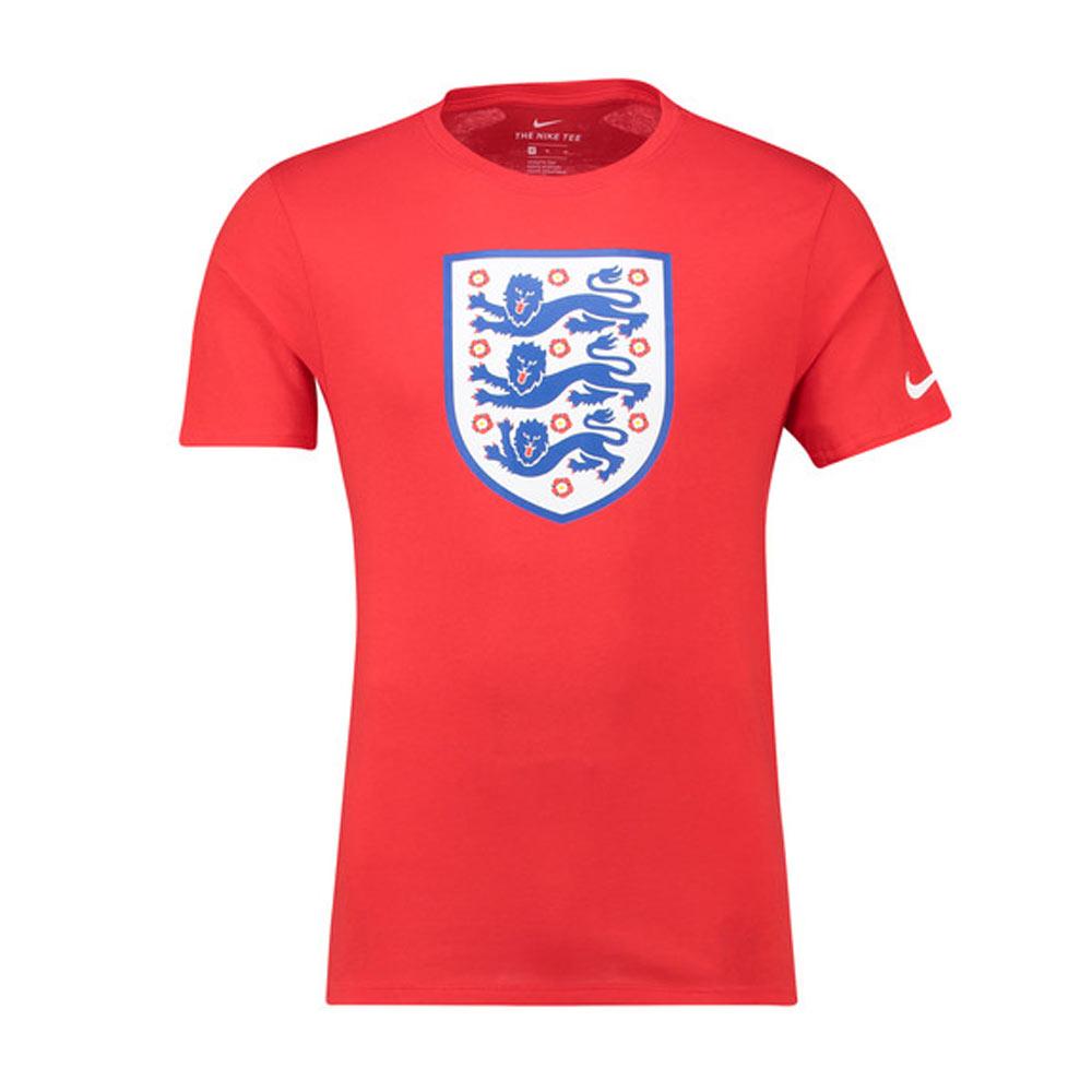 ac7dd06f544 England 2018-2019 Evergreen Crest Tee (Red) [908371-600Ã'Â ] - $31.49  Teamzo.com