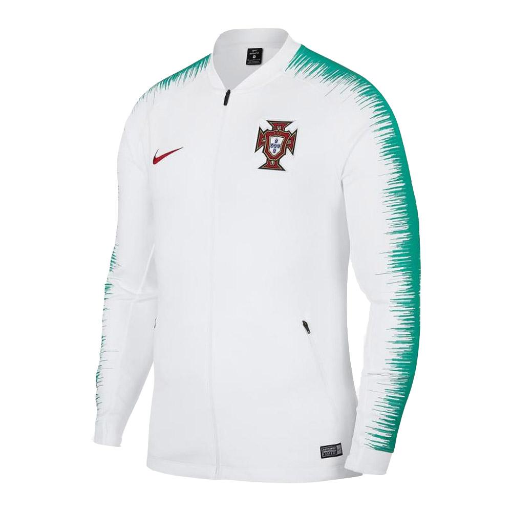 db12be22cd1 Portugal 2018-2019 Anthem Jacket (White)  893593-102  -  98.01 ...