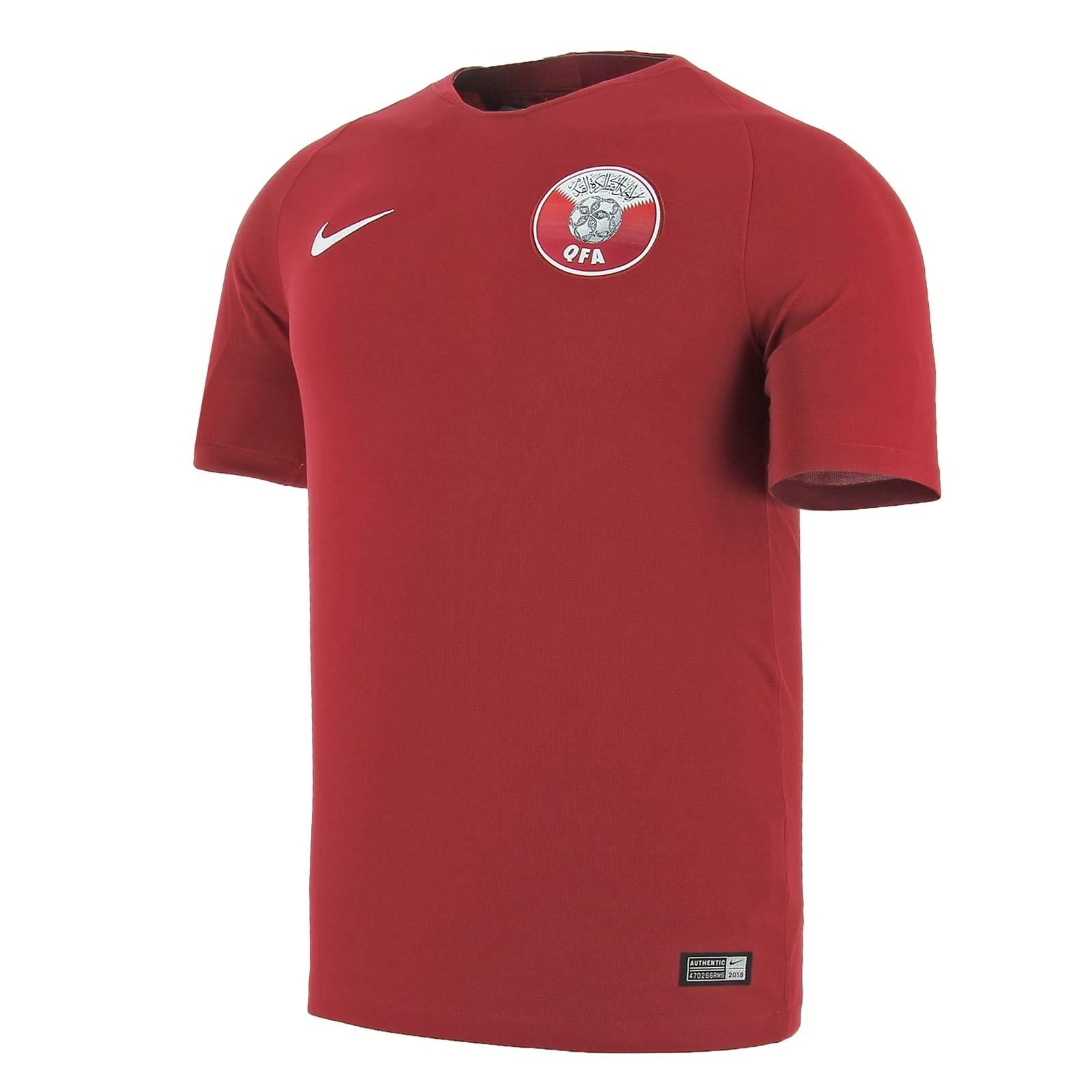 6e8dd27b0 Qatar 2018-2019 Home Shirt  893894-663  -  101.47 Teamzo.com