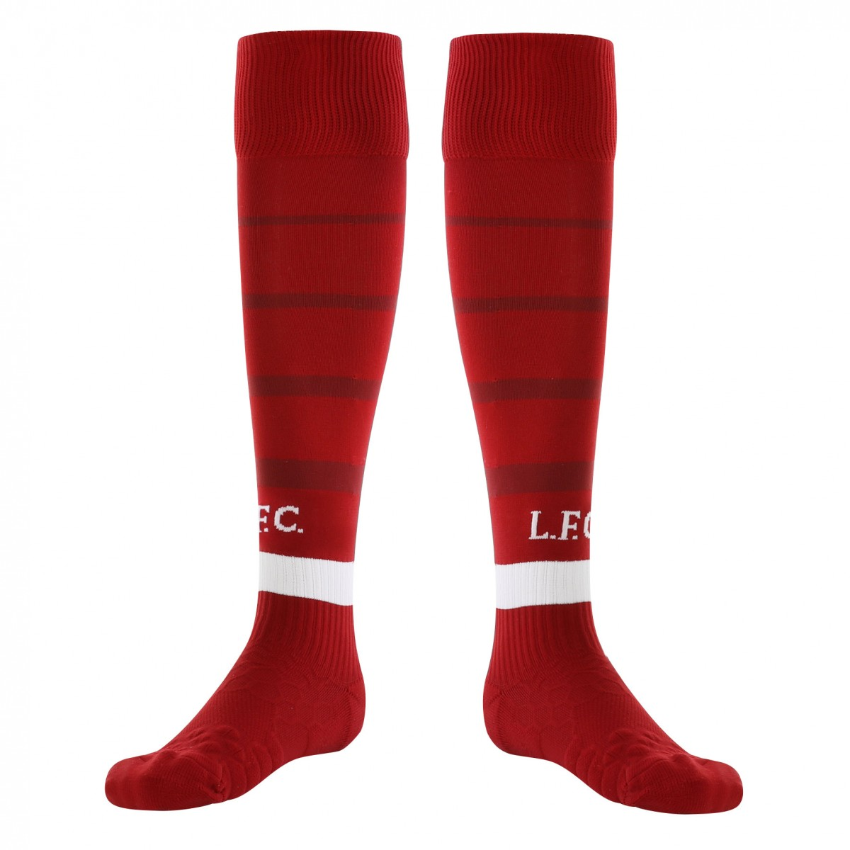 e41509da55fa5 Liverpool 2018-2019 Home Socks (Red) - Kids [JA830012] - $13.81 Teamzo.com