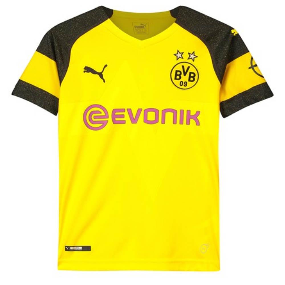 6e1741bac Borussia Dortmund 2018-2019 Home Shirt (Kids)  75331201  -  59.06 ...