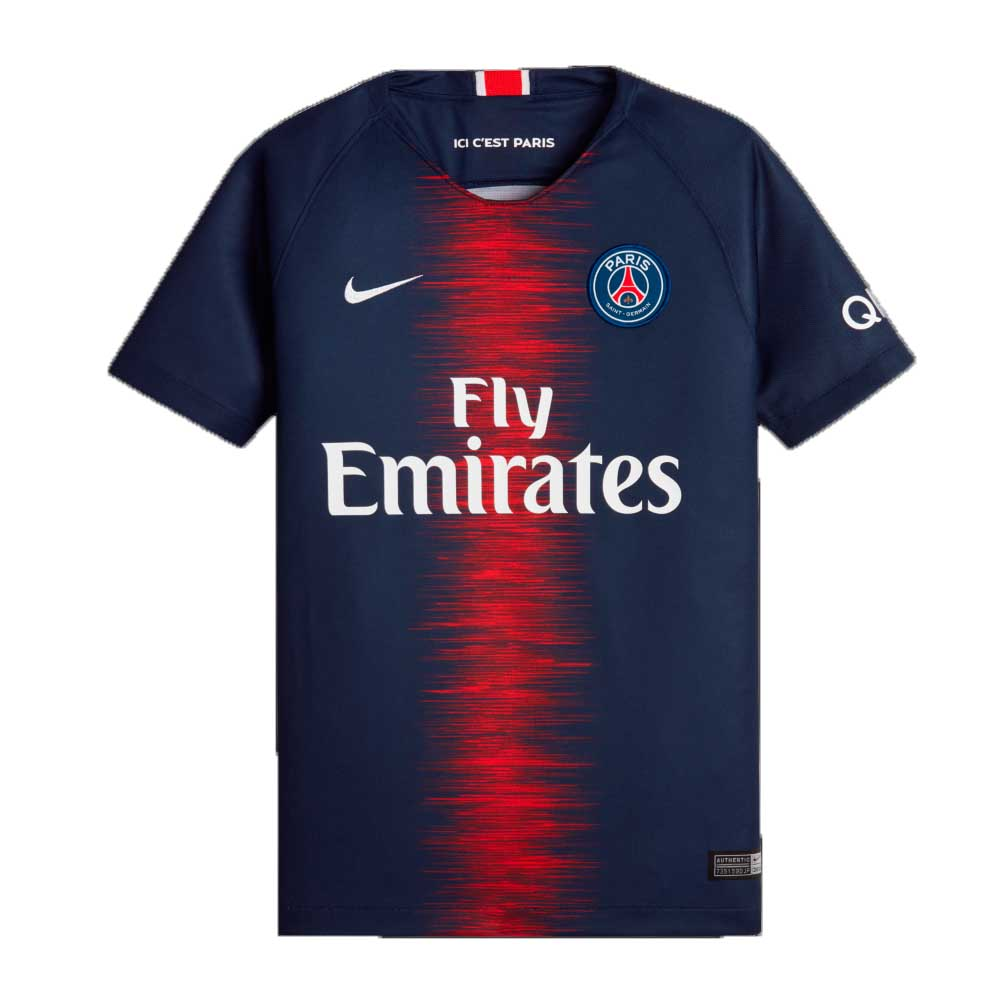 psg 2018 2019 home shirt kids 894460 411. Black Bedroom Furniture Sets. Home Design Ideas