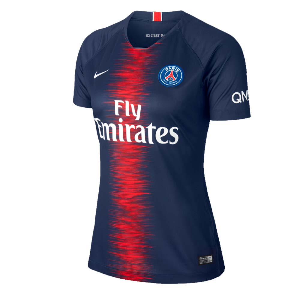 psg 2018 2019 home ladies shirt 894449 411. Black Bedroom Furniture Sets. Home Design Ideas