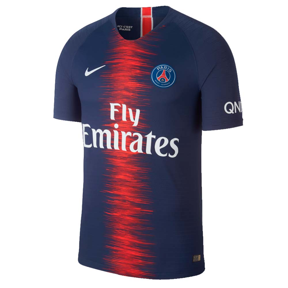 psg 2018 2019 authentic vapor match home shirt 894419 411. Black Bedroom Furniture Sets. Home Design Ideas