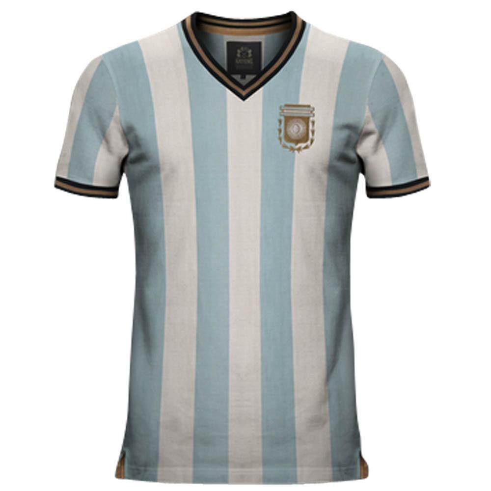 b3e0ecc5d Vintage Argentina Home Soccer Jersey  LA ALBICELESTE  -  52.42 ...