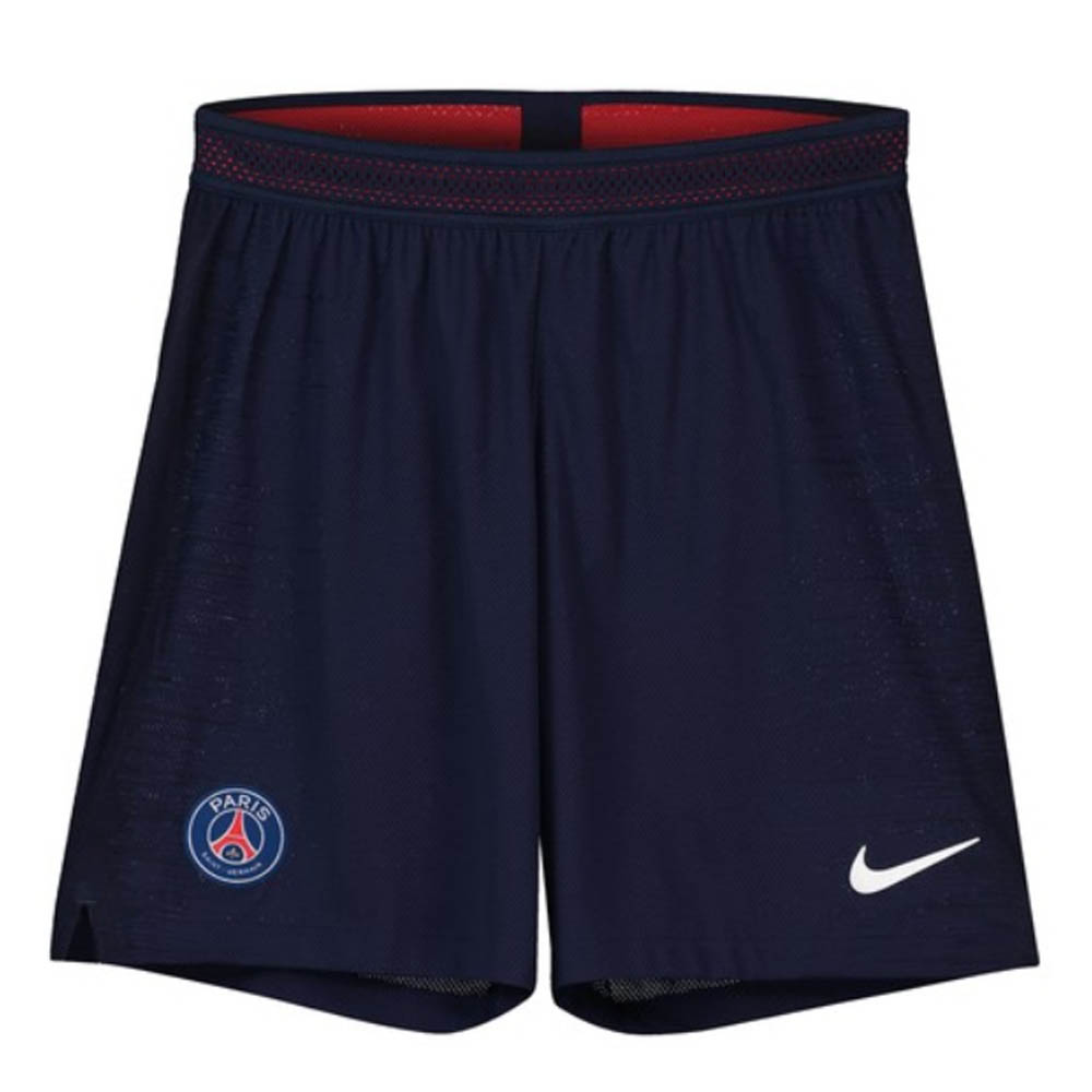 the latest a7b81 5755f PSG 2018-2019 Home Vapor Match Shorts (Navy)