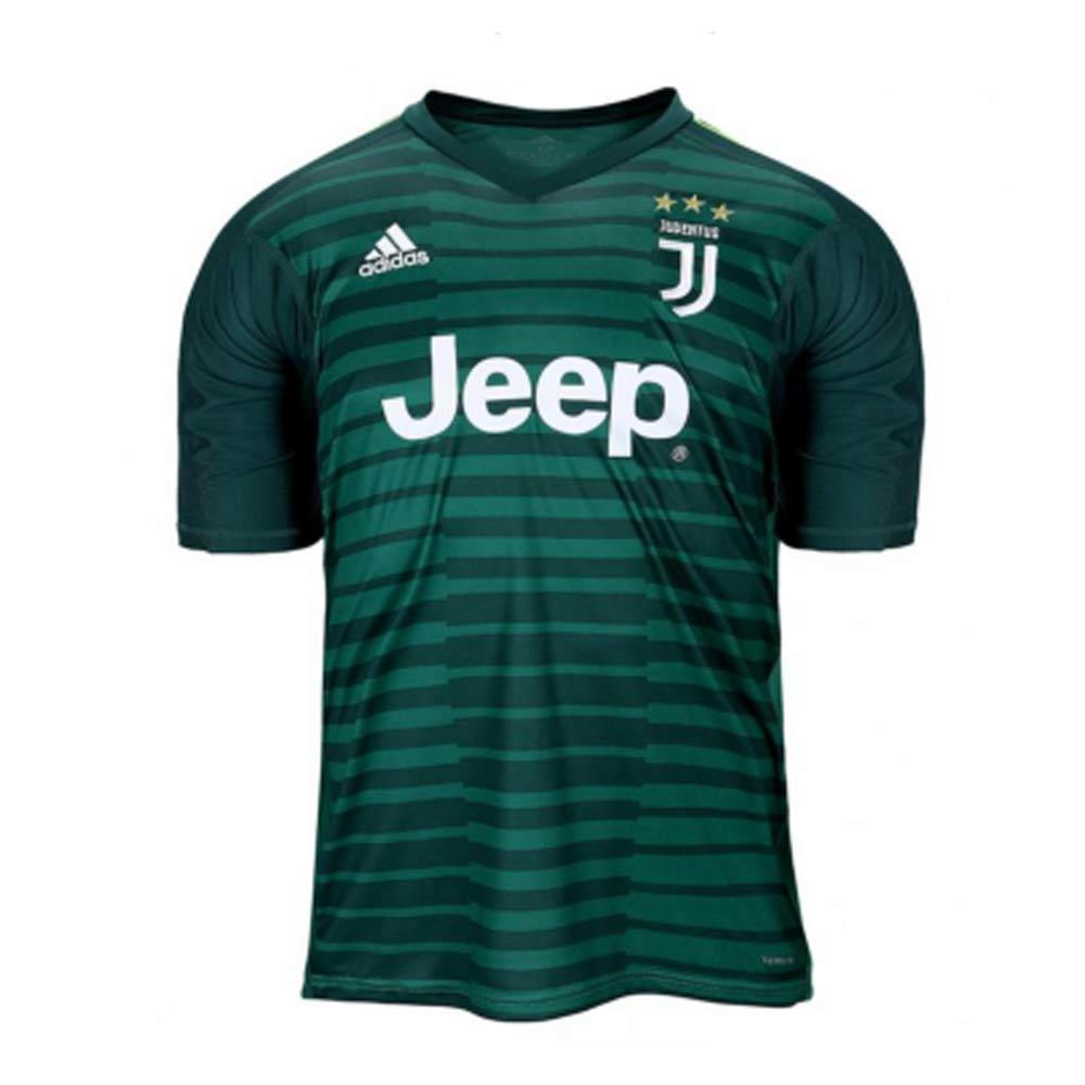 cheap for discount 69db5 e0b3e Juventus 2018-2019 Home Goalkeeper Shirt