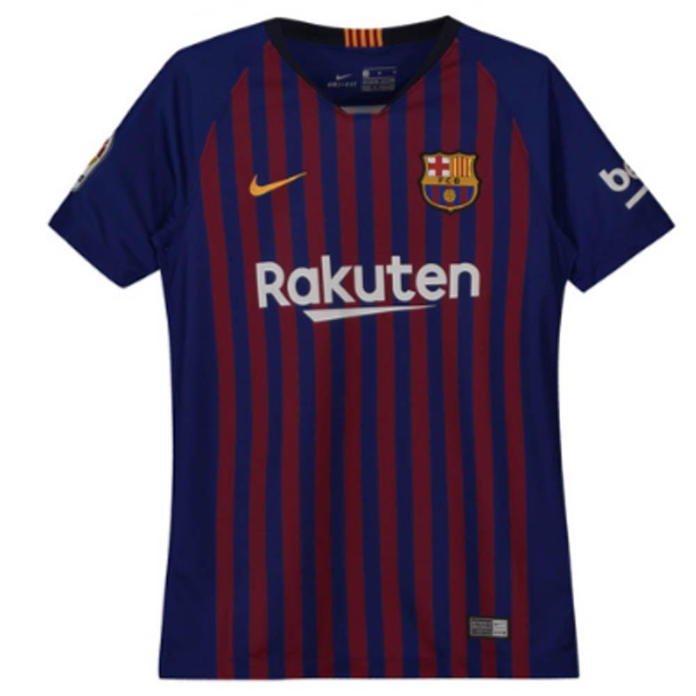 4d7e32d38bf Barcelona 2018-2019 Home Vapor Match Shirt (Kids)  894489-456 ...