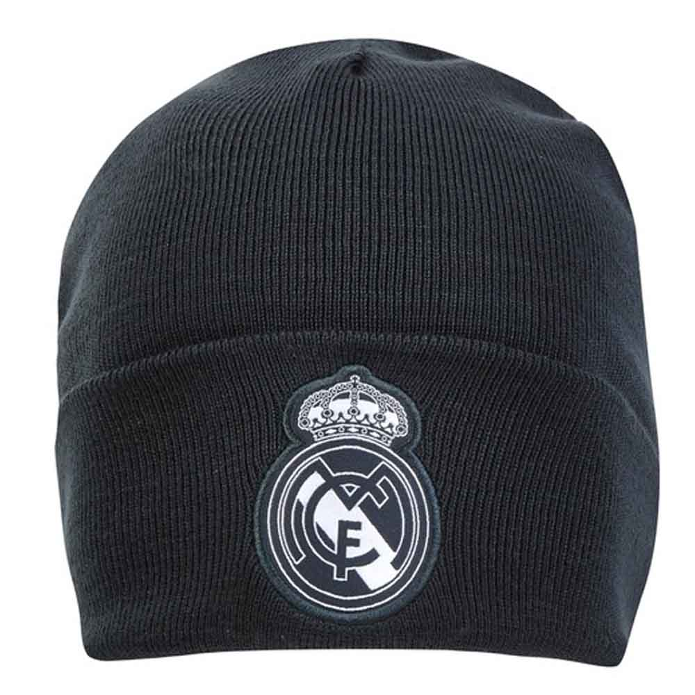 8d5622752e2 Real Madrid 2018-2019 Woolie Hat (Dark Grey)  CY5599  -  22.56 ...