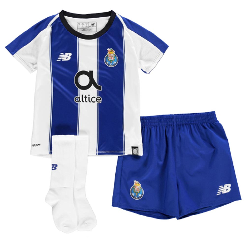 Porto 2018-2019 Home Little Boys Mini Kit  IY830139  -  48.16 Teamzo.com 4f07c540122f4