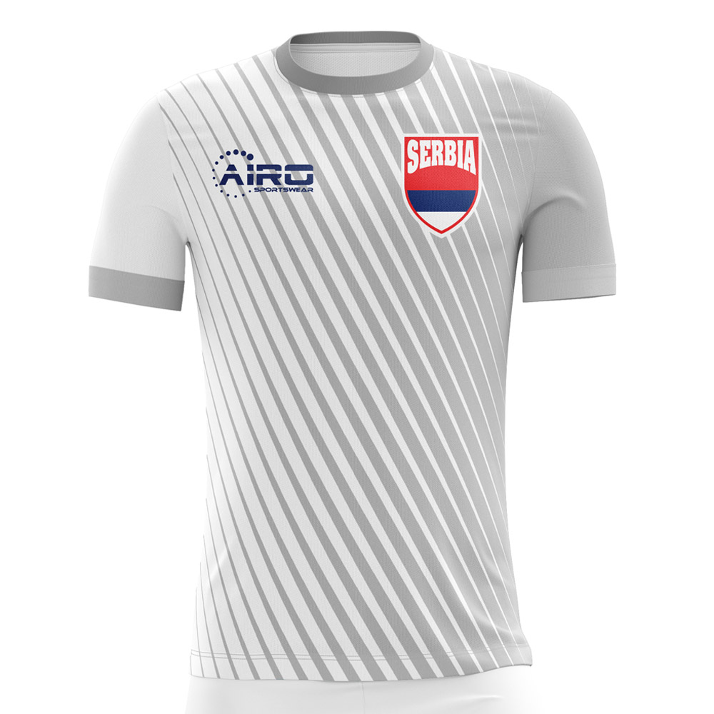 f119d53c9e68 2018-2019 Serbia Away Concept Football Shirt  SERBIAA  -  78.59 ...