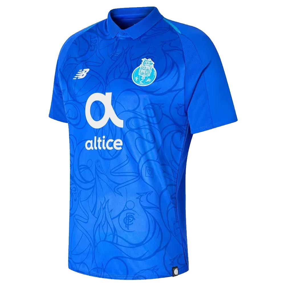 competitive price 15cda 017bd FC Porto 2018-2019 Third Shirt (Kids)