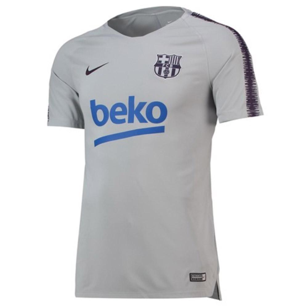 1168c9ab62c Barcelona 2018-2019 Training Shirt (Wolf Grey)  894294-015  -  44.28 ...