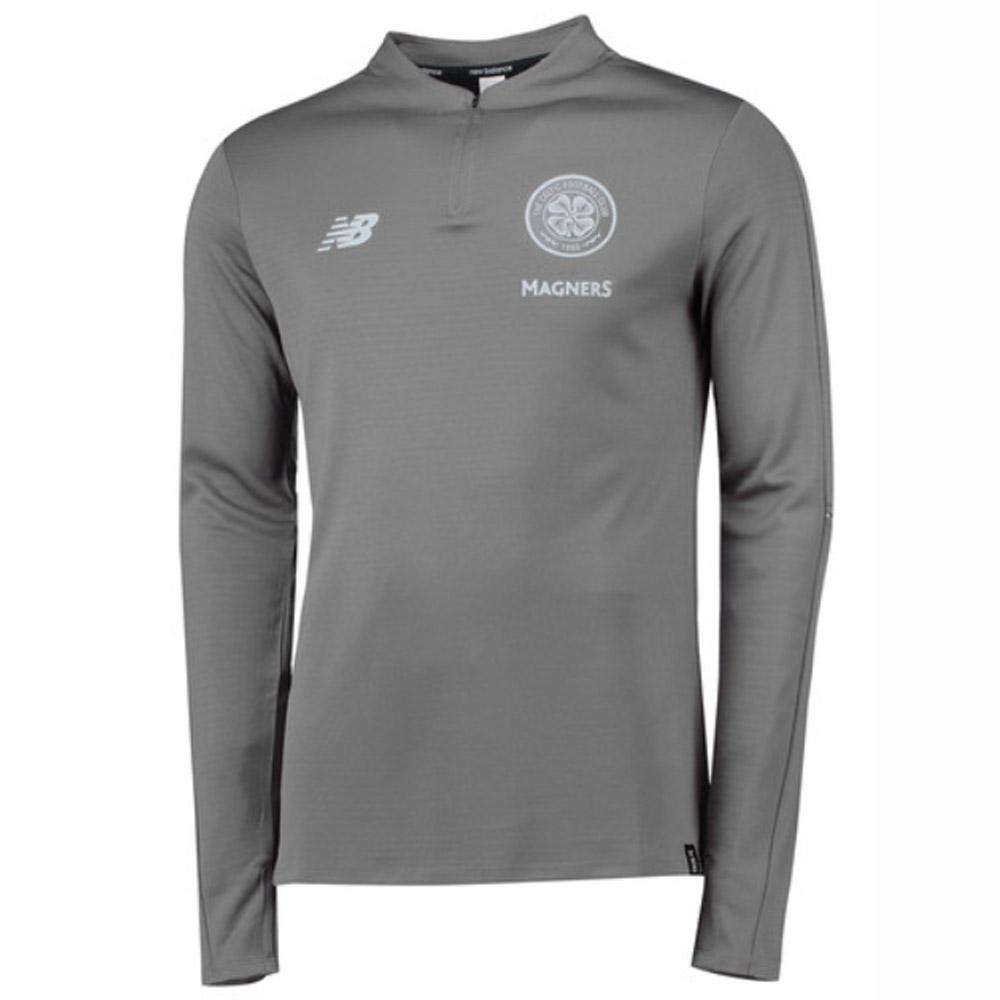 half off 12b4e 67474 Celtic 2018-2019 Midlayer Training Top (Grey)