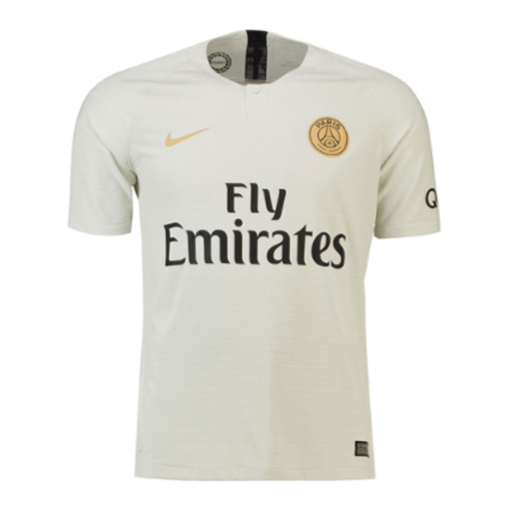 6d637bf4bb PSG 2018-2019 Authentic Vapor Match Away Shirt  918924-073 ...