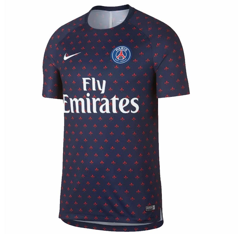 PSG 2018-2019 Pre-Match Training Shirt (Navy)  894327-411  -  72.43 ... 61642dc16