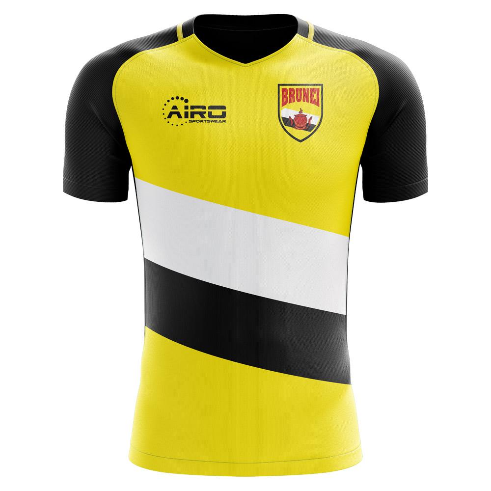 9e1705568 Brunei 2018-2019 Home Concept Shirt (Kids)  BRUNEIHKIDS  -  63.38 ...