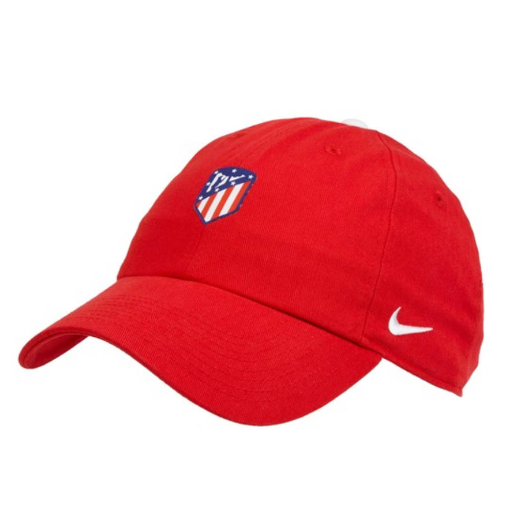 3a7d02e151803c Atletico Madrid 2018-2019 H86 Core Cap (Red) [933825-611] - $19.07  Teamzo.com