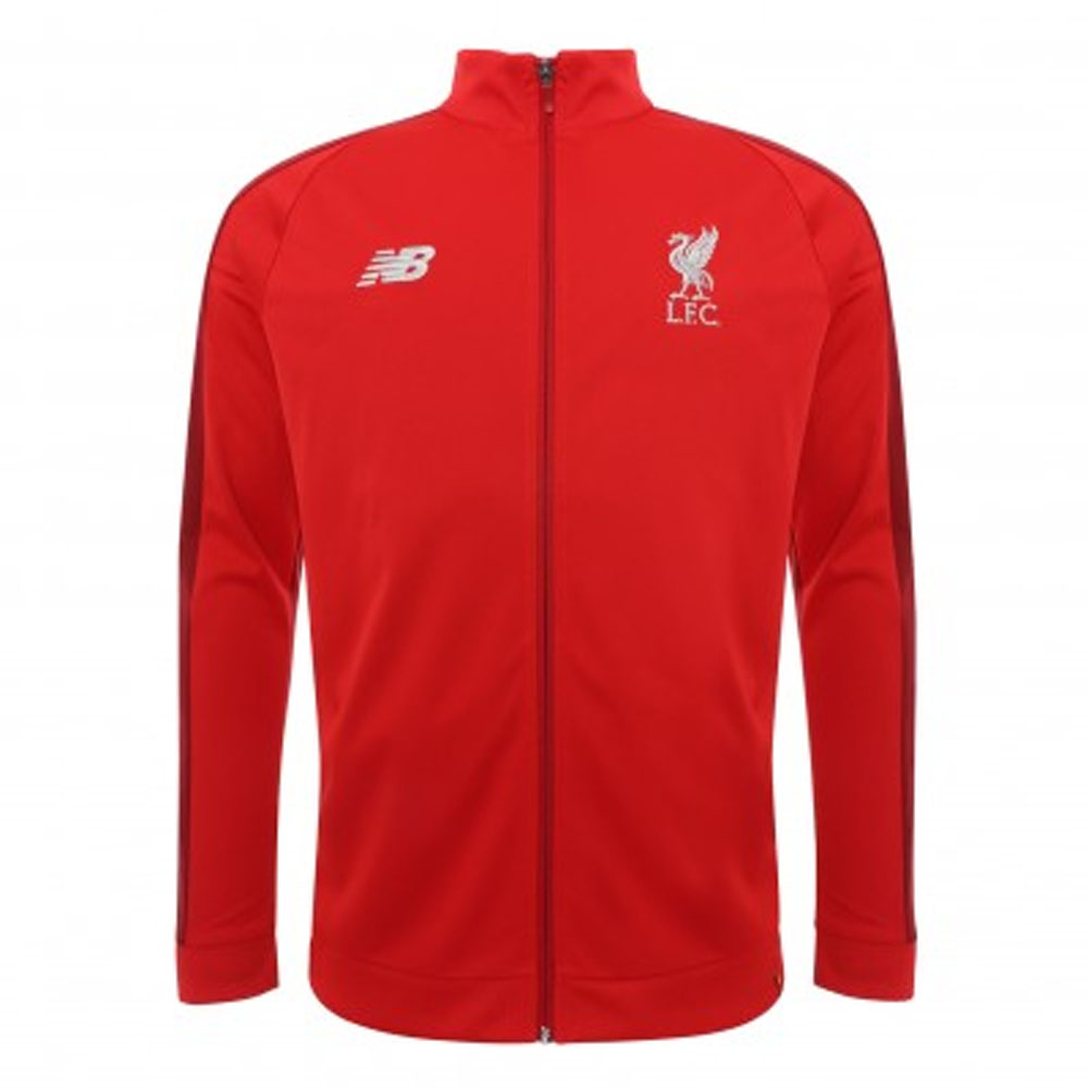 Liverpool 2018-2019 Presentation Jacket (Red) - Kids