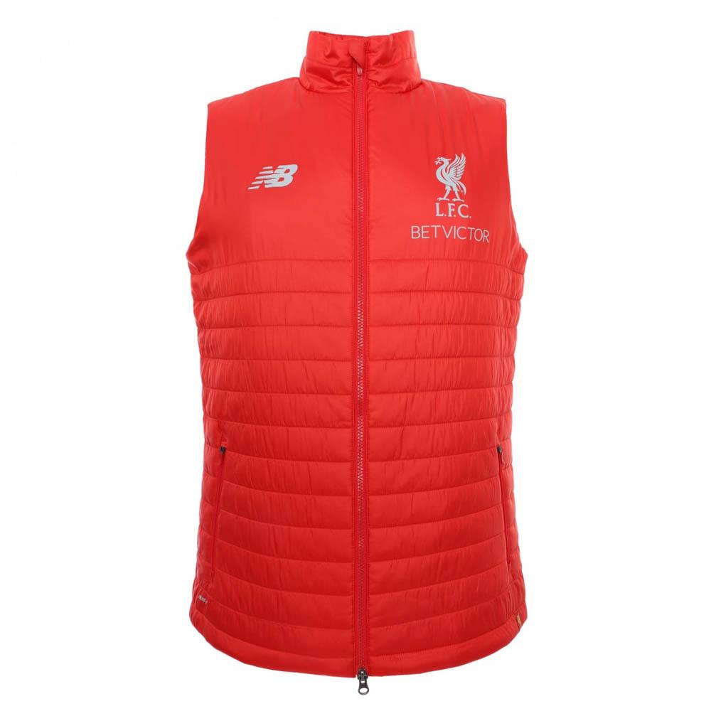 66debce0b7274 Liverpool 2018-2019 Elite Training Gilet (Red) [MV831031RCR] - $76.14  Teamzo.com
