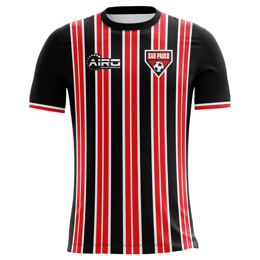 Sao Paulo Fc Shirt 2019 Nils Stucki Kieferorthopäde