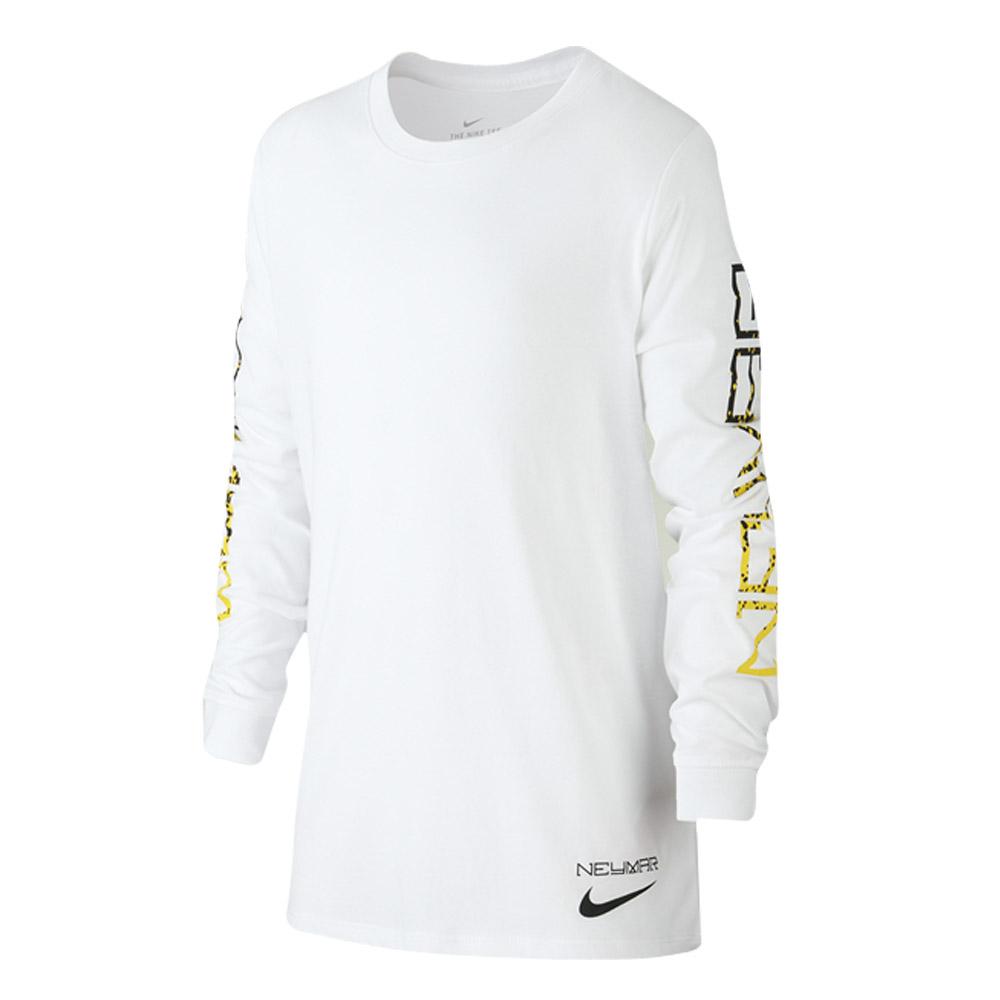 f40ce3d08 2018-2019 Neymar Nike Academy Dry LS Tee (White) - Kids [924385-100] -  $22.68 Teamzo.com