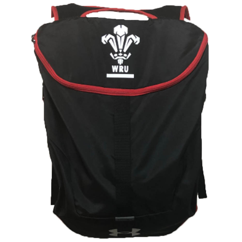 9b9656f560be0 Wales WRU 2018-2019 UA Expandable Sackpack (Black)  1320173-007  -  25.60  Teamzo.com