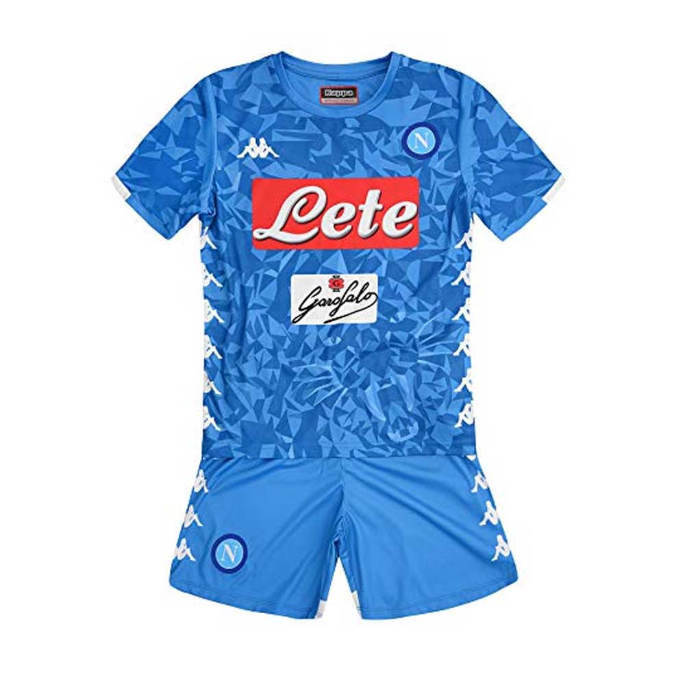 Napoli 2018-2019 Home Football Kit  3032UK0  -  55.76 Teamzo.com 07ee6435e