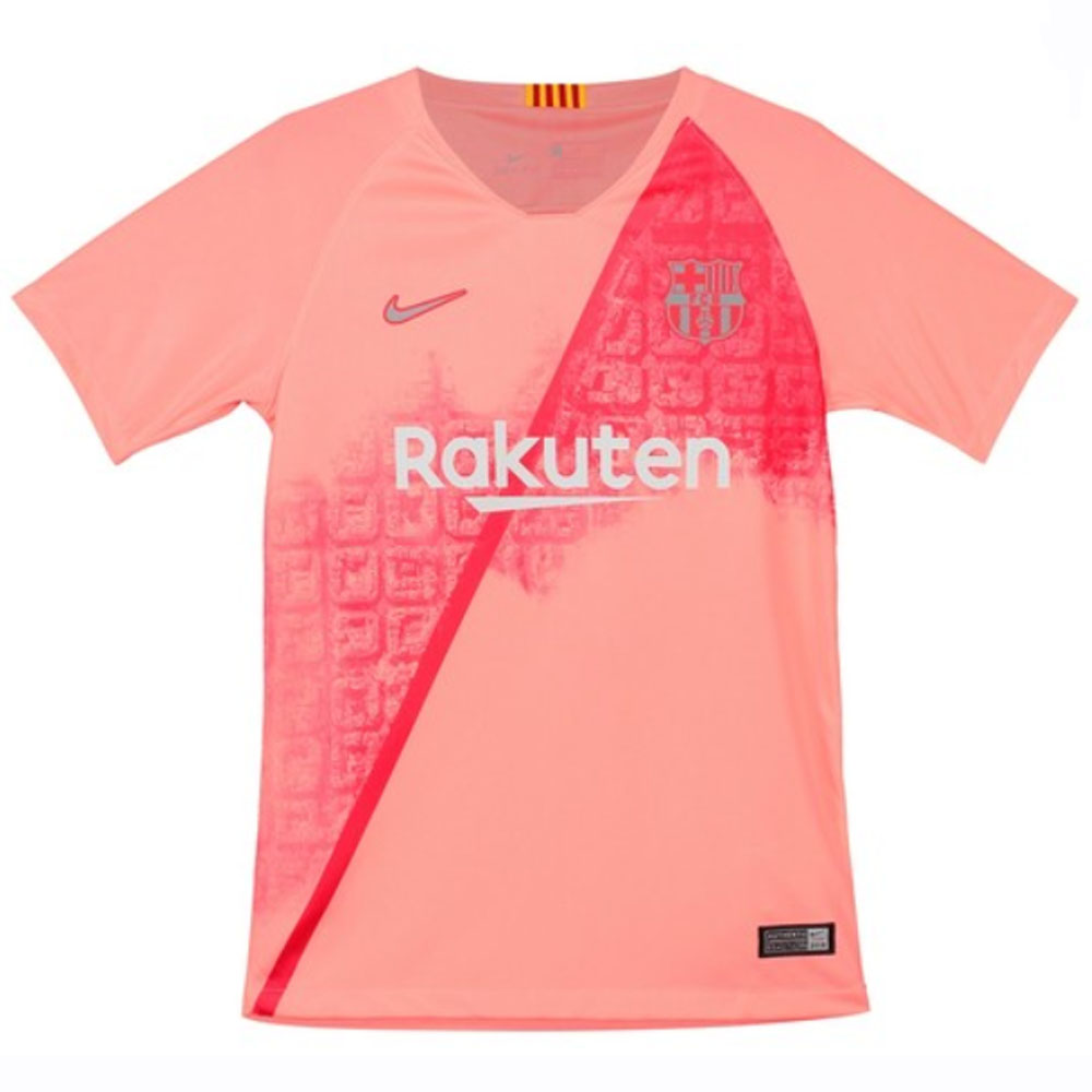 ddd014a8815 Barcelona 2018-2019 Third Shirt (Kids)  919235-694  -  56.94 Teamzo.com