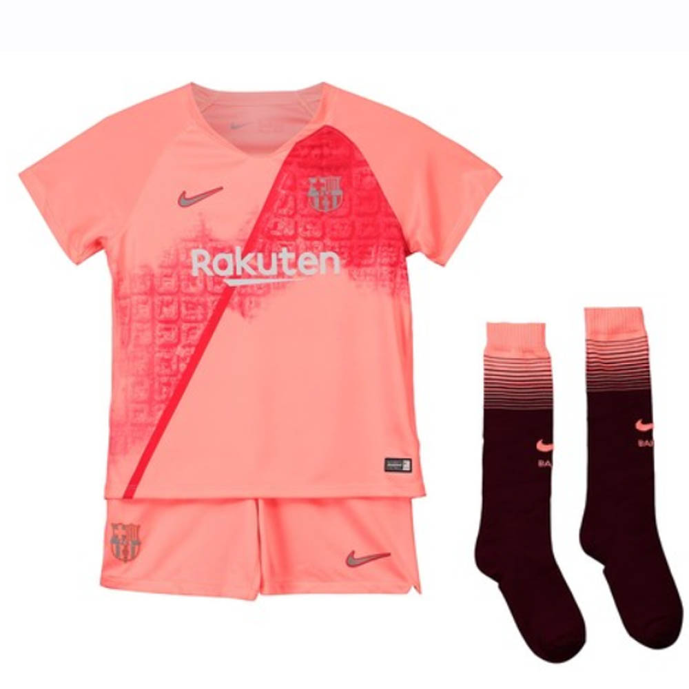 info for c4bfc 6ce2a Barcelona 2018-2019 Third Mini Kit