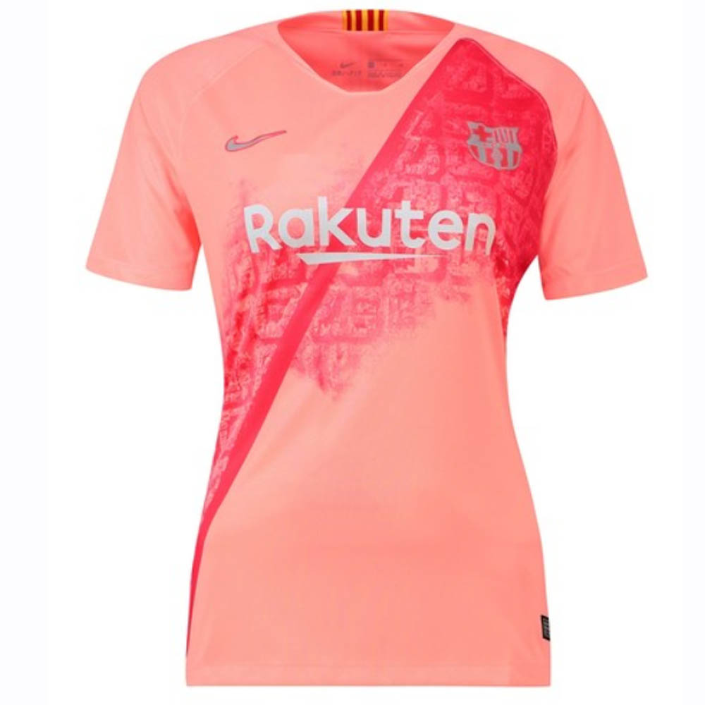 6f836482f41 Barcelona 2018-2019 Ladies Third Shirt [919206-694] - $75.79 Teamzo.com
