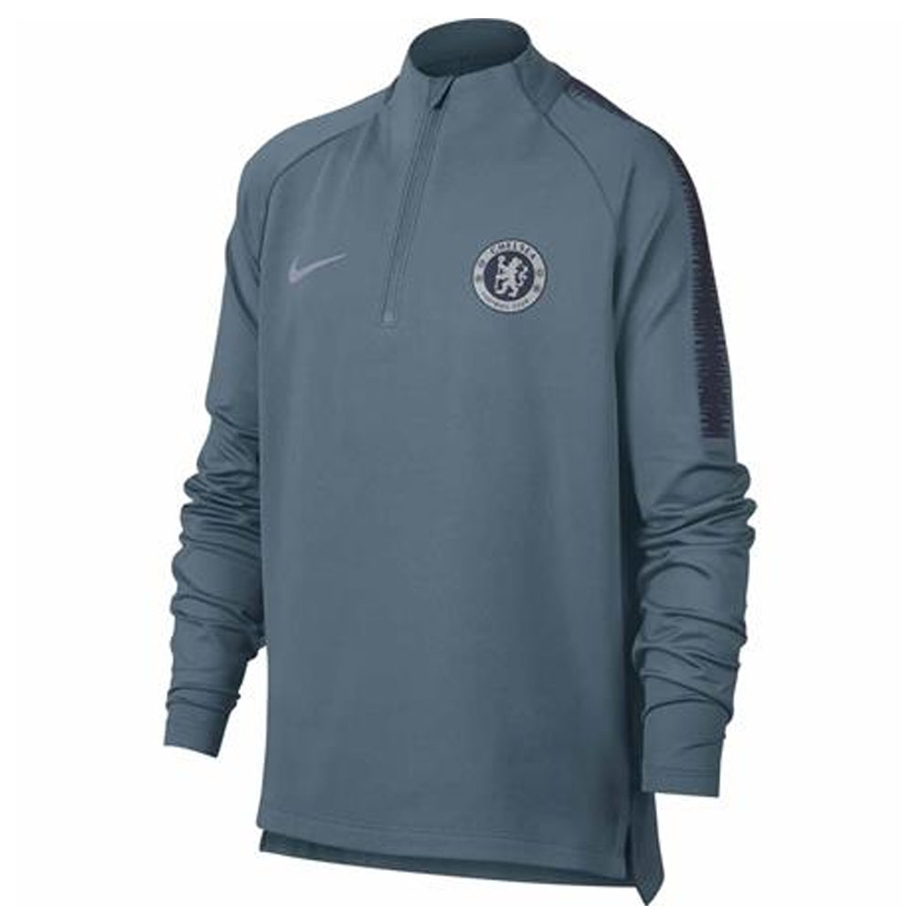 the latest b0669 0b87d Chelsea 2018-2019 Drill Training Top (Teal) - Kids