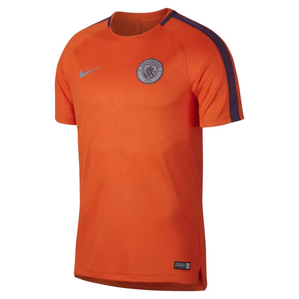 135c8dac6 Man City 2018-2019 Pre-Match Training Shirt (Orange) [921242-823] - $54.54  Teamzo.com