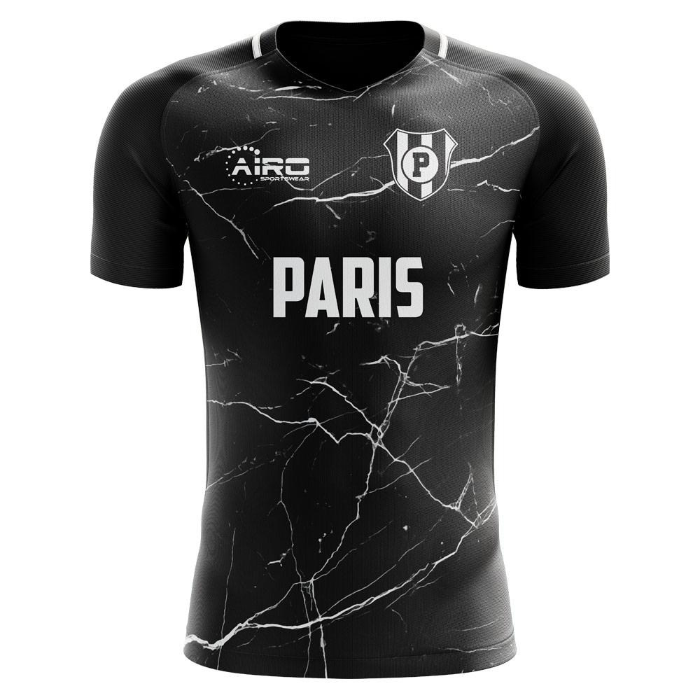 on sale d91cb 109b9 Paris 2019-2020 Third Concept Shirt