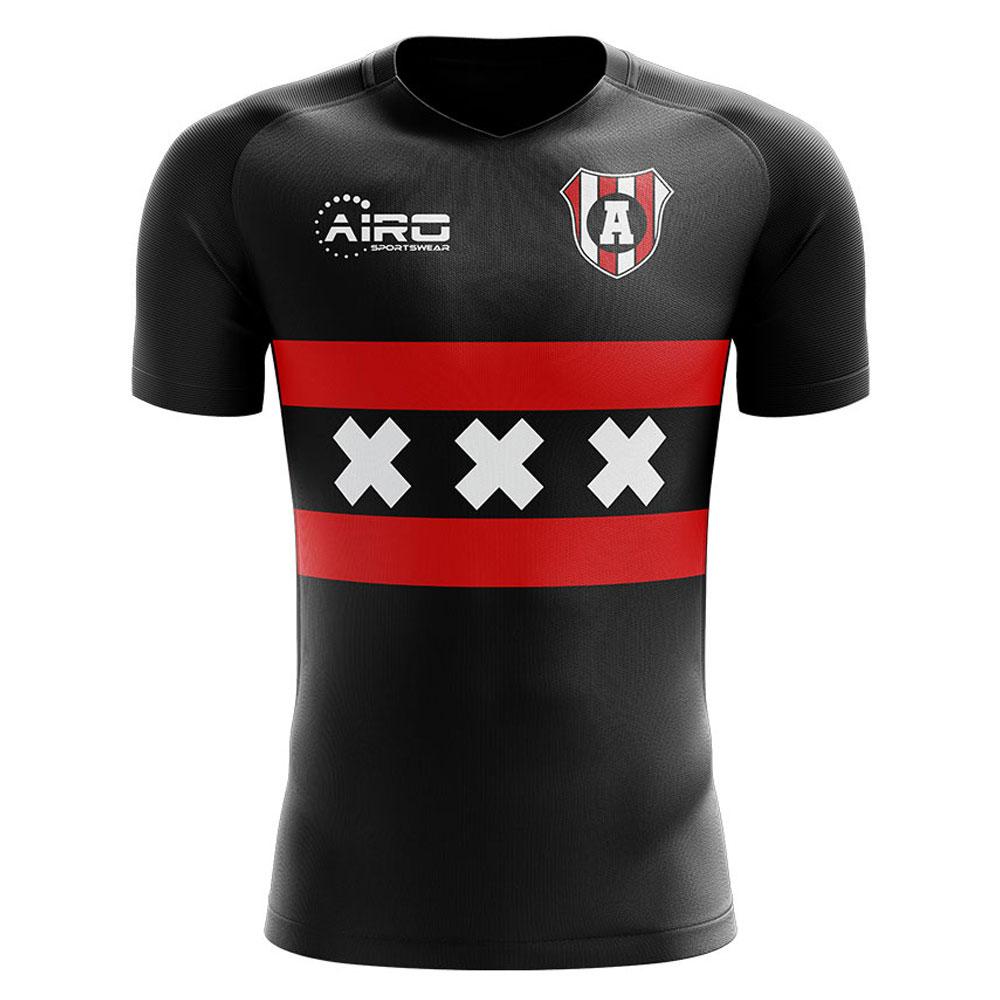Ajax 2019-2020 Away Concept Shirt