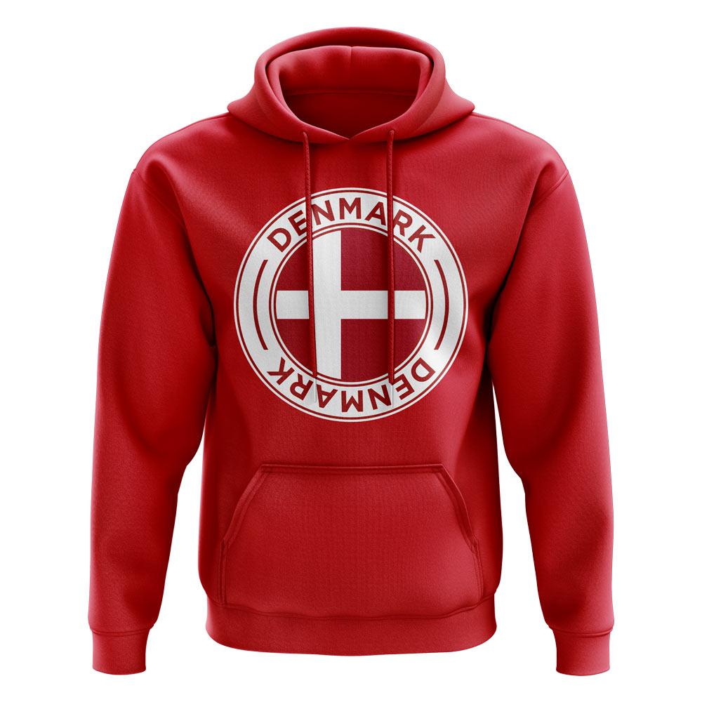 The Ark Designs Hooded Sweatshirt Red