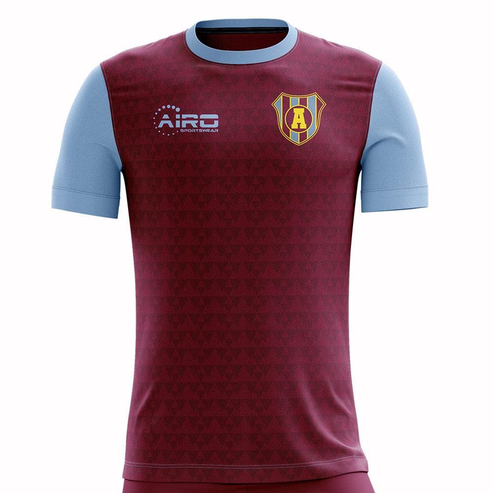 sports shoes 4a5cb d88ea Villa 2019-2020 Home Concept Shirt