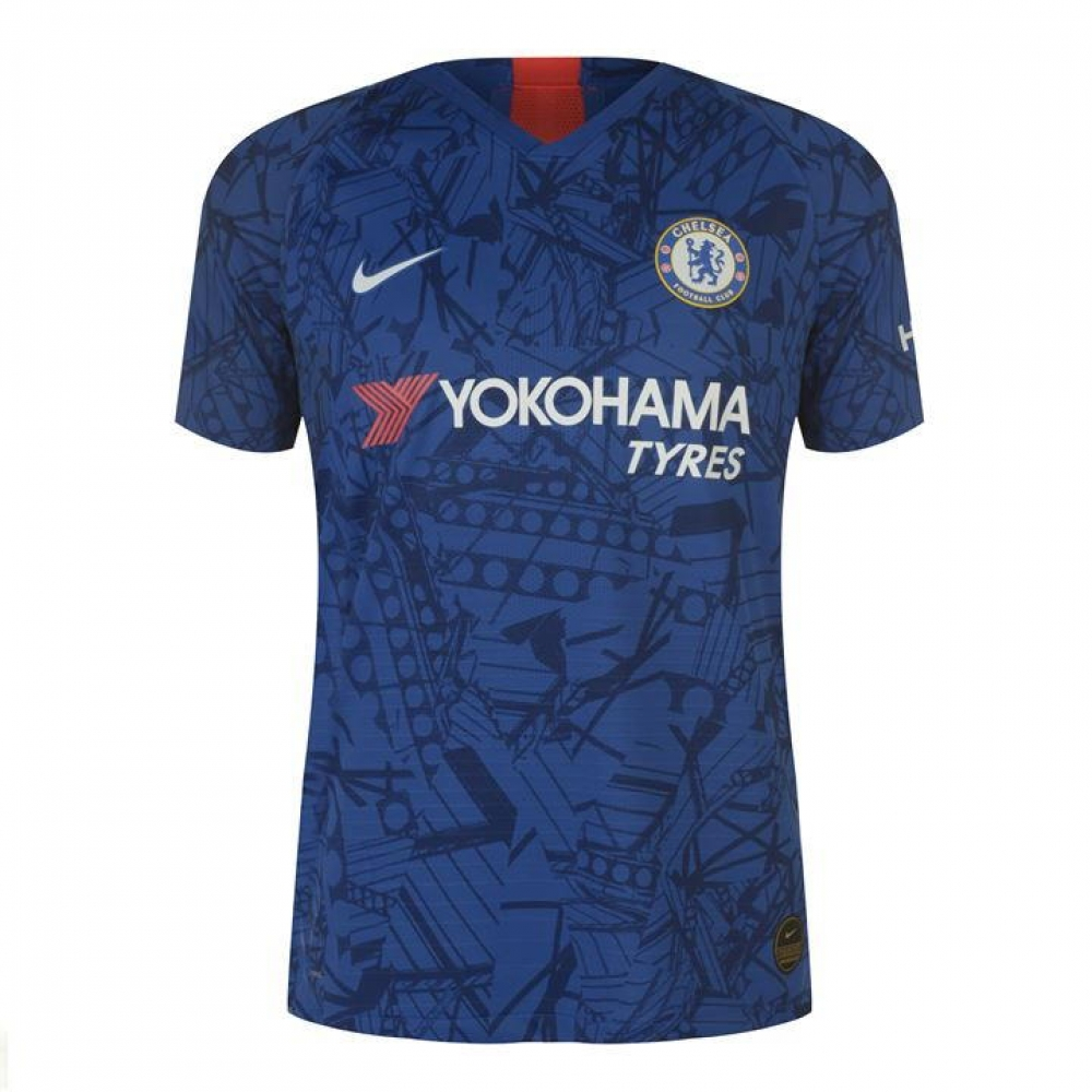 Chelsea 2019-2020 Home Vapor Match Shirt (Kids)