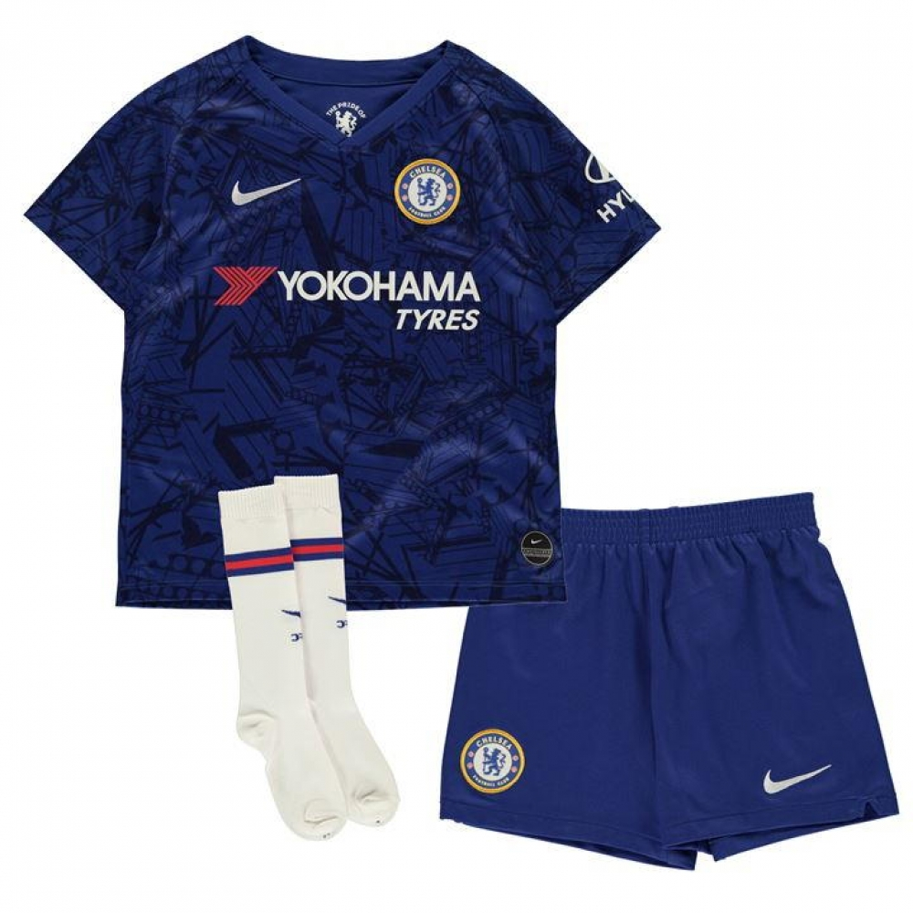 separation shoes c96f1 77bdd Chelsea 2019-2020 Home Mini Kit