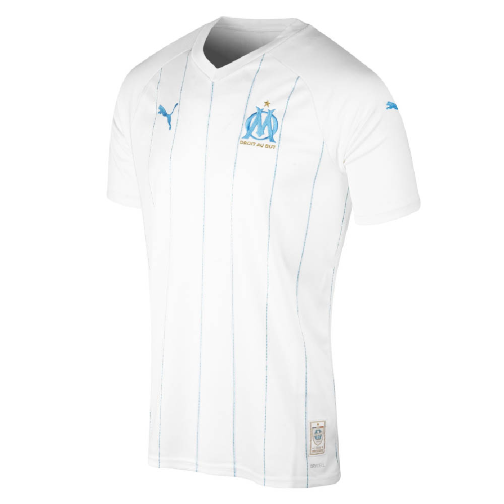 Olympique Marseille 2019-2020 Home Shirt (Kids)