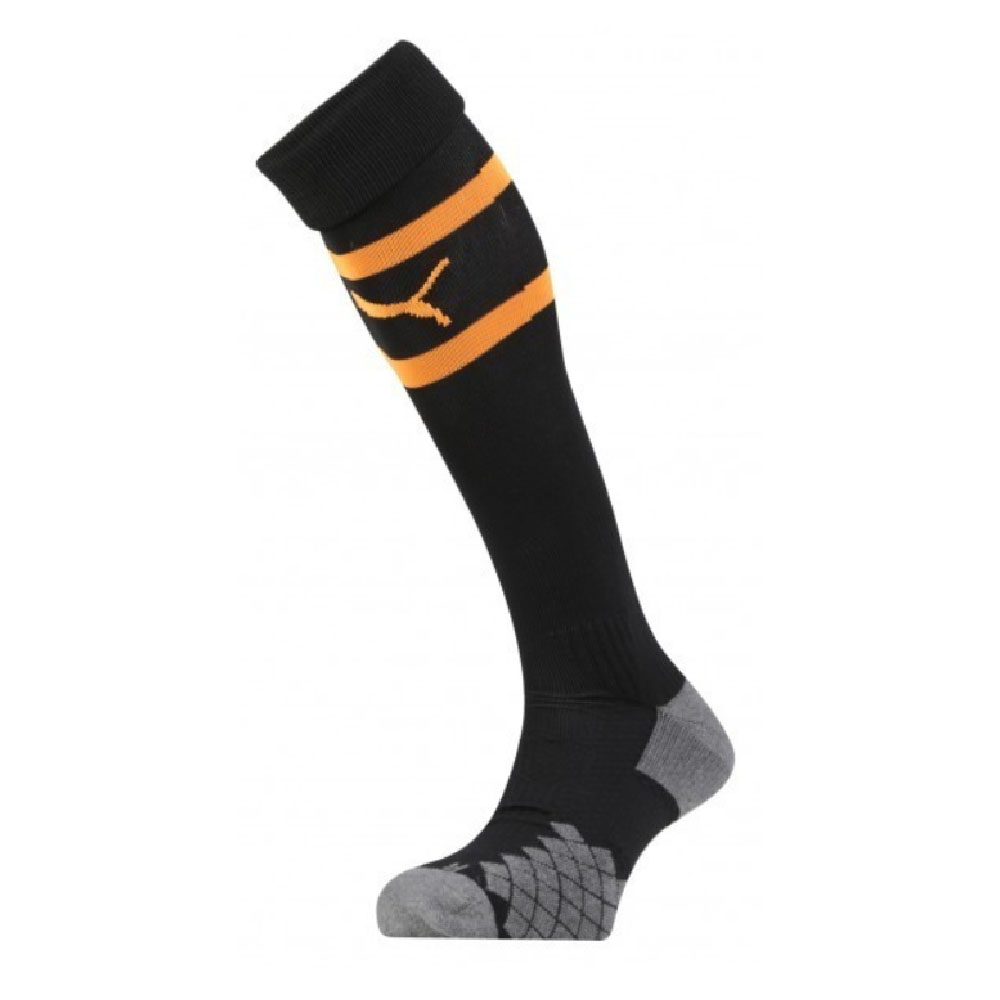 Olympique Marseille 2019-2020 Third Socks (Black) - Kids