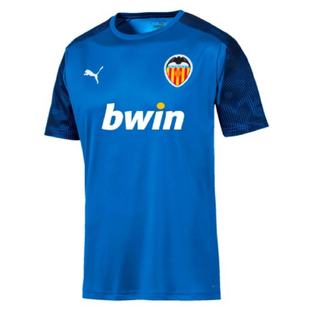 Valencia 2019-2020 Training Shirt (Blue)