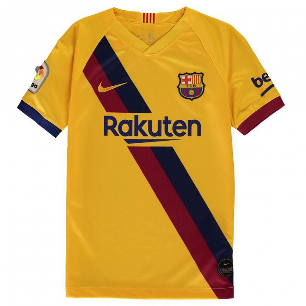 sports shoes ca78f 529f9 Barcelona 2019-2020 Away Shirt (Kids)