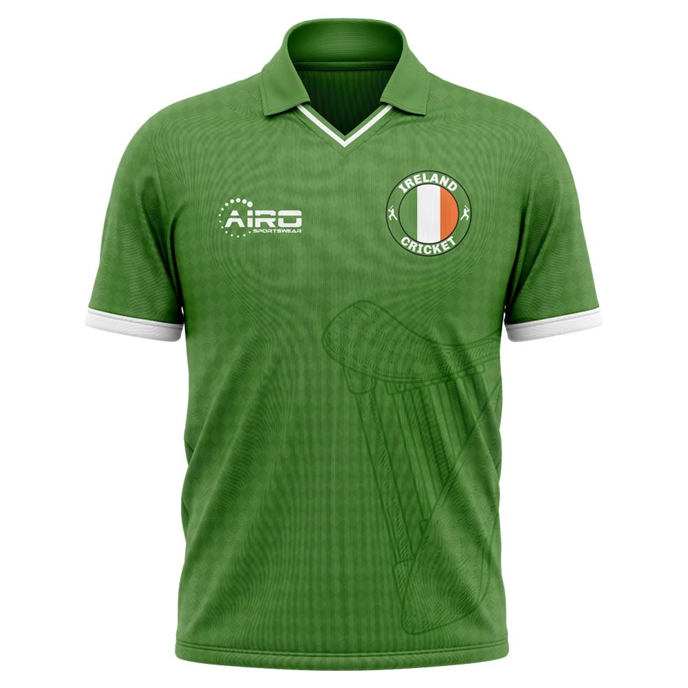Ireland Cricket 2019-2020 Concept Shirt - Womens
