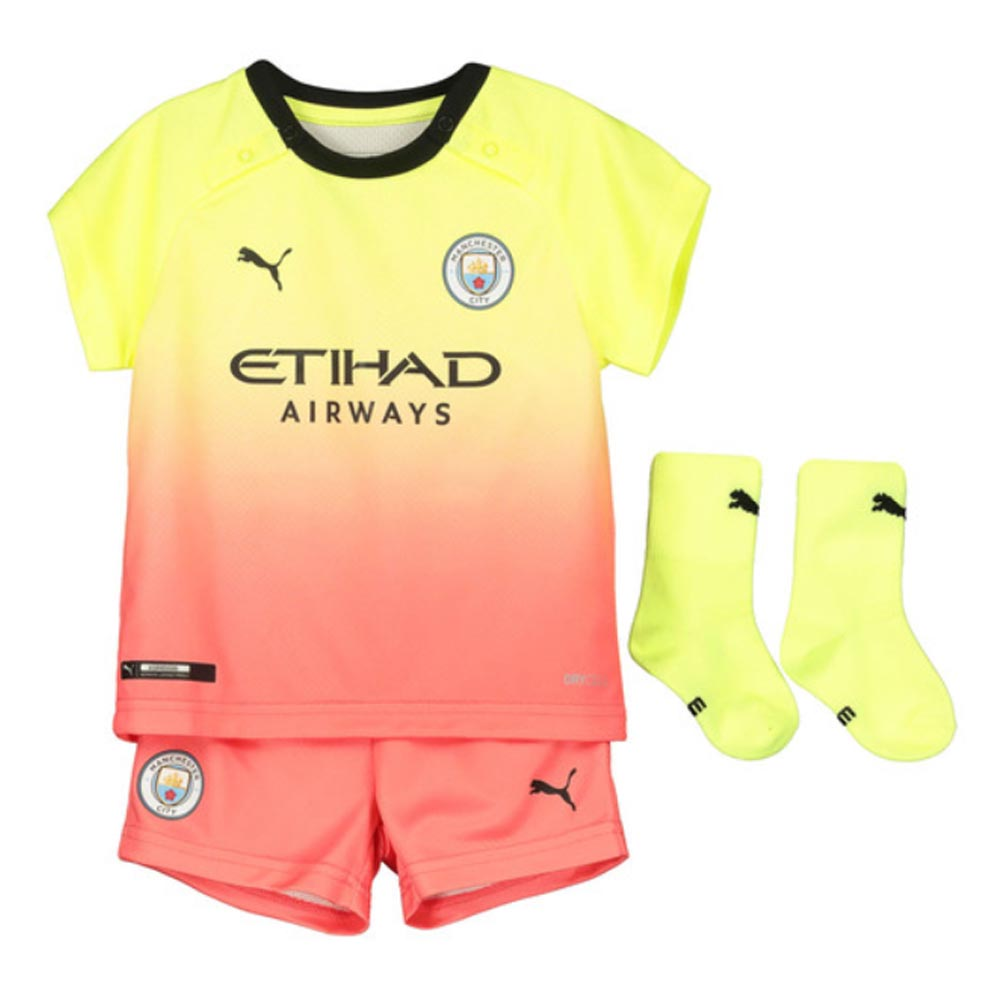 Manchester City 2019-2020 Third Baby Kit