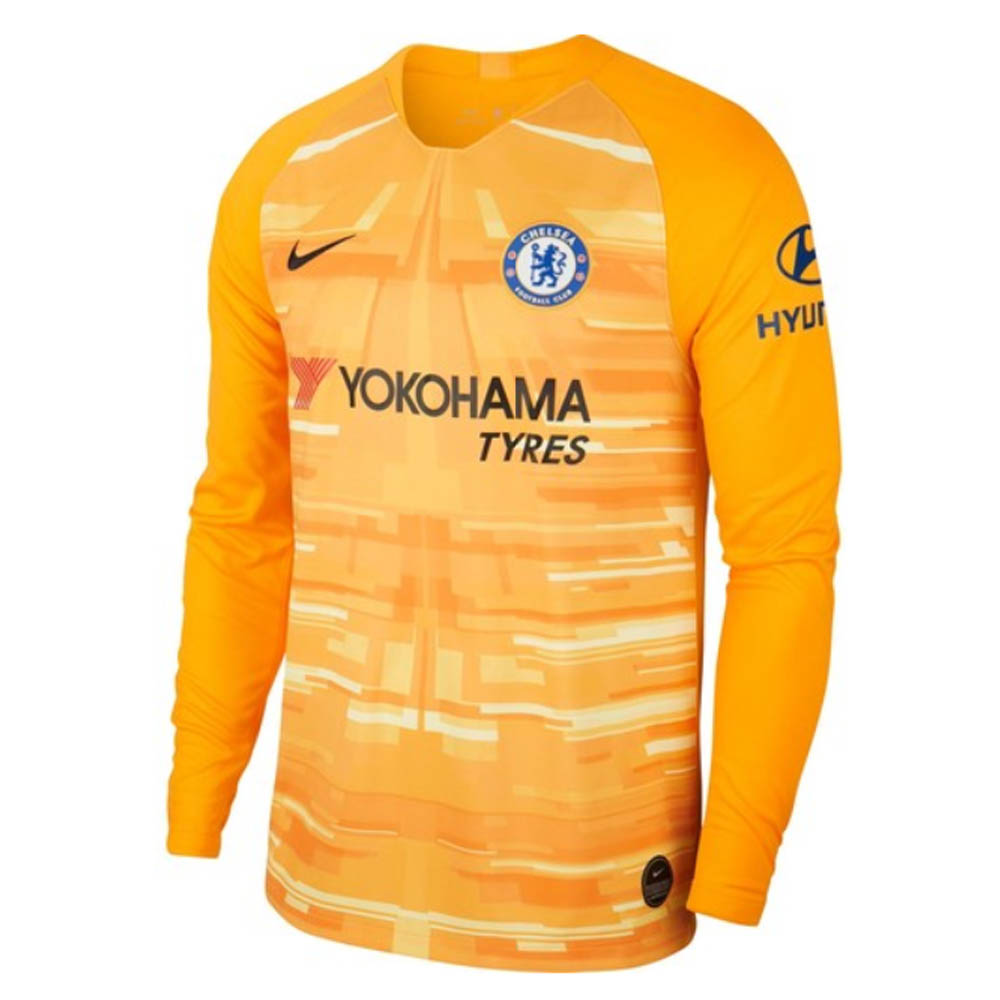 Chelsea 2019-2020 Goalkeeper Shirt (Gold)