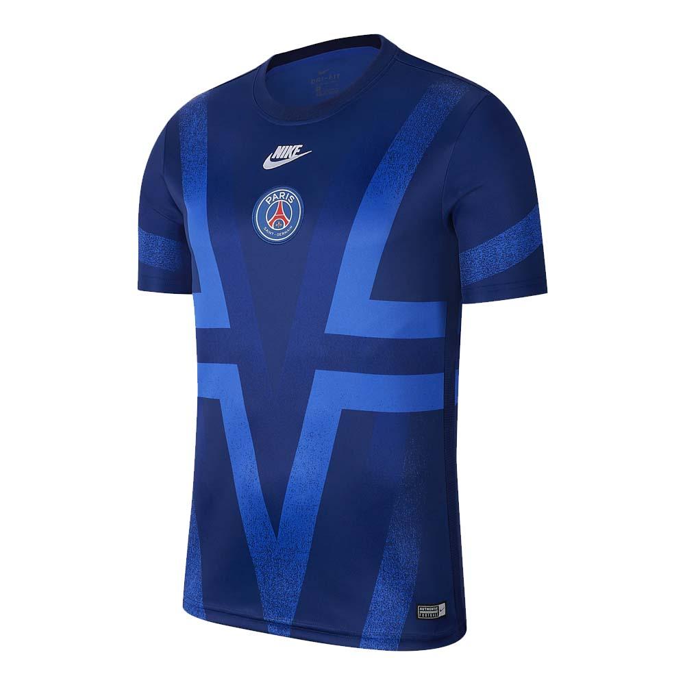 Psg 2019 2020 Pre Match Training Shirt Blue Bv2130 496 58 44 Teamzo Com
