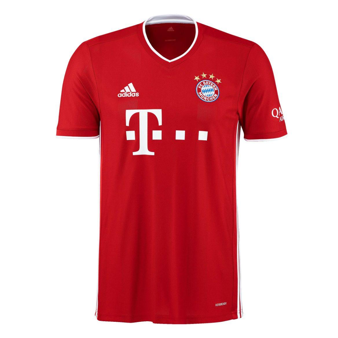 Bayern Munich 2020-2021 Home Shirt (Kids)
