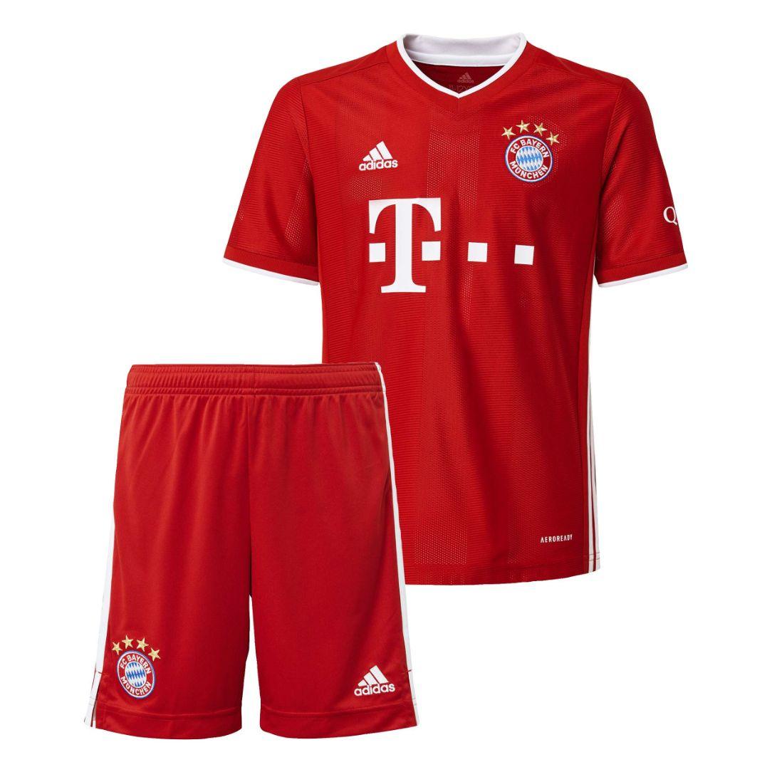 Bayern Munich 2020-2021 Home Mini Kit