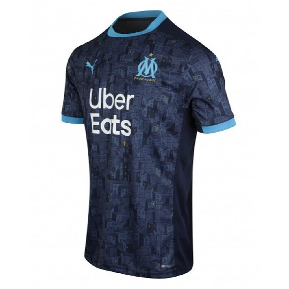 Olympique Marseille 2020-2021 Away Shirt